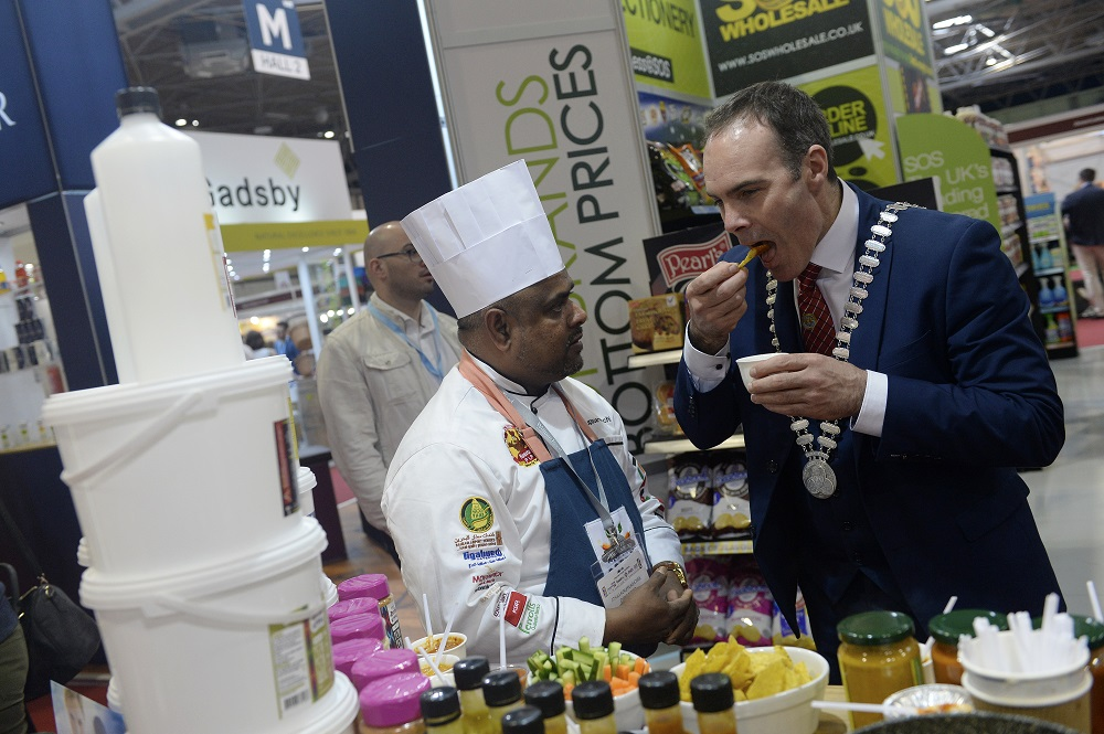 Product Innovation at the Heart of  Food & Drink Expo 2020